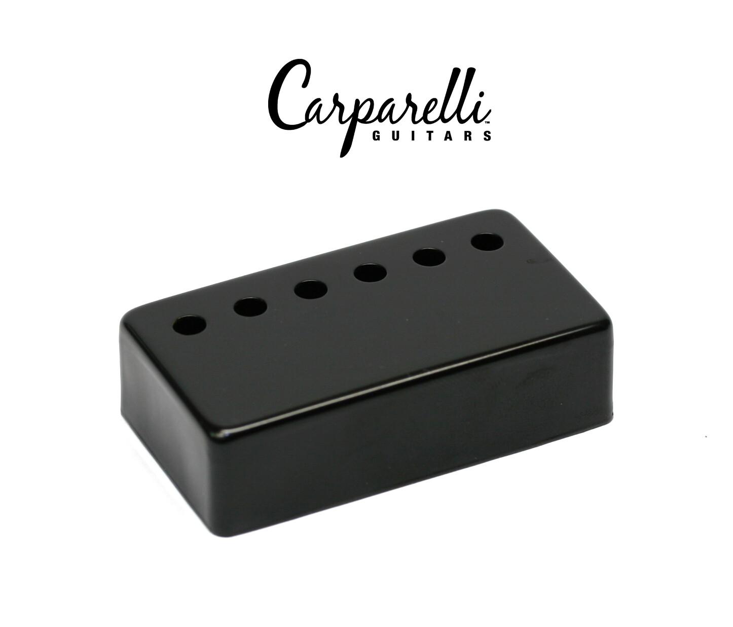 1 Carparelli Metal Humbucker Cover 52mm Black