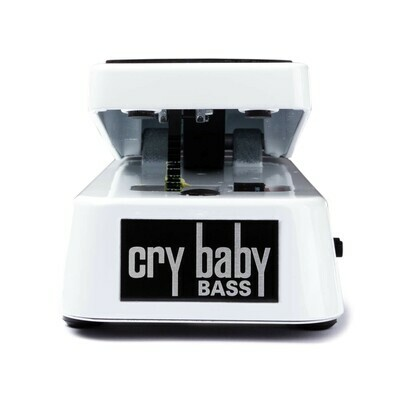 Dunlop Bass Cry Baby Wah