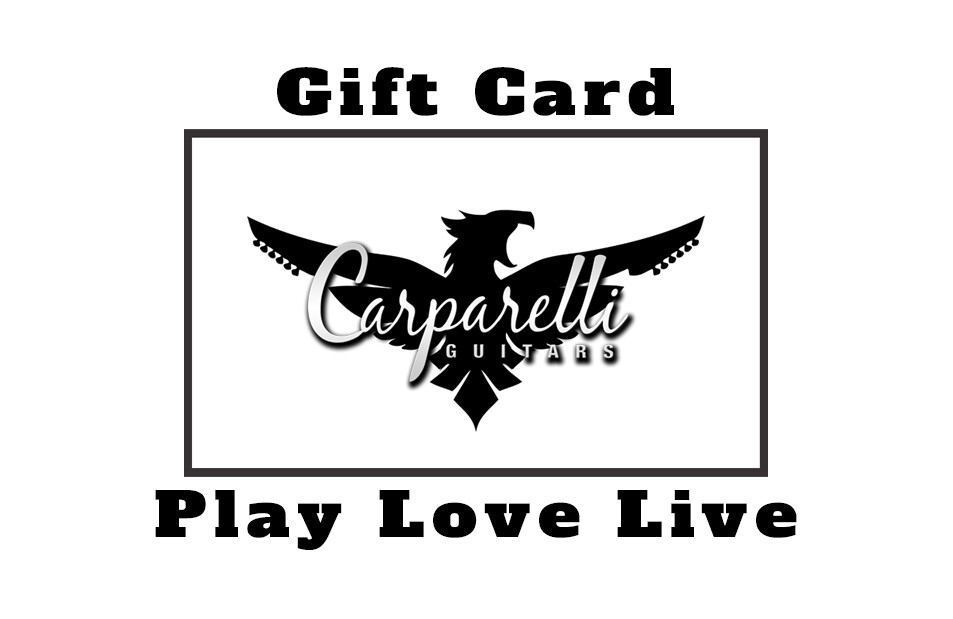 Carparelli Gift Card