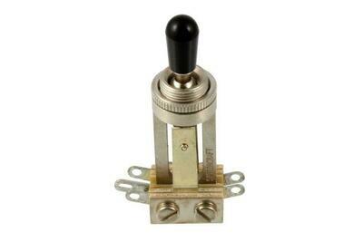Switchcraft Straight Type 3-Way Toggle Switch