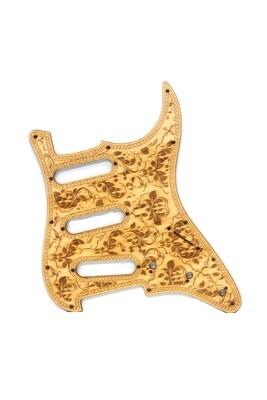 Brio SSS Laser Wood Design 11 Hole & Back Plate