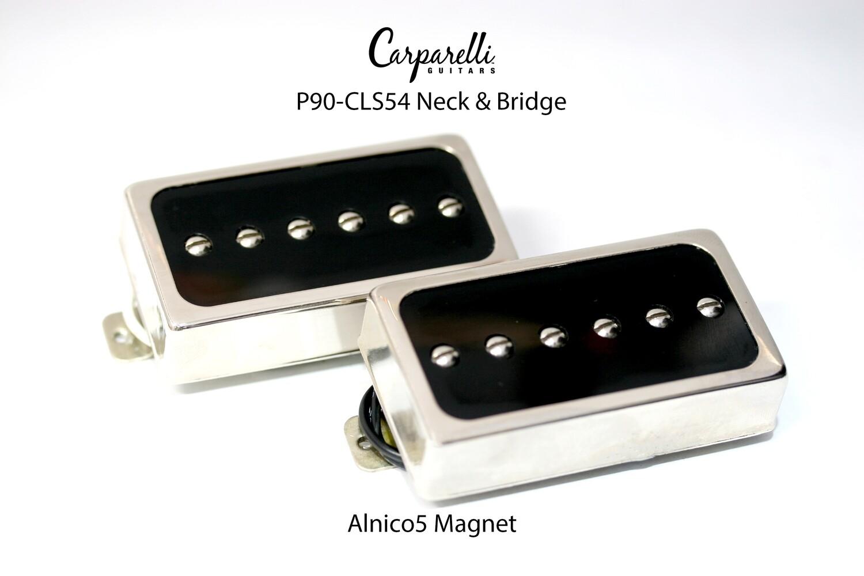 Carparelli CLS54 SET Neck & Bridge