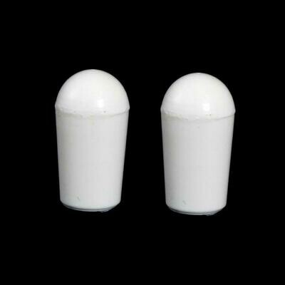 Brio 2 x Switch Tips for USA Toggles White