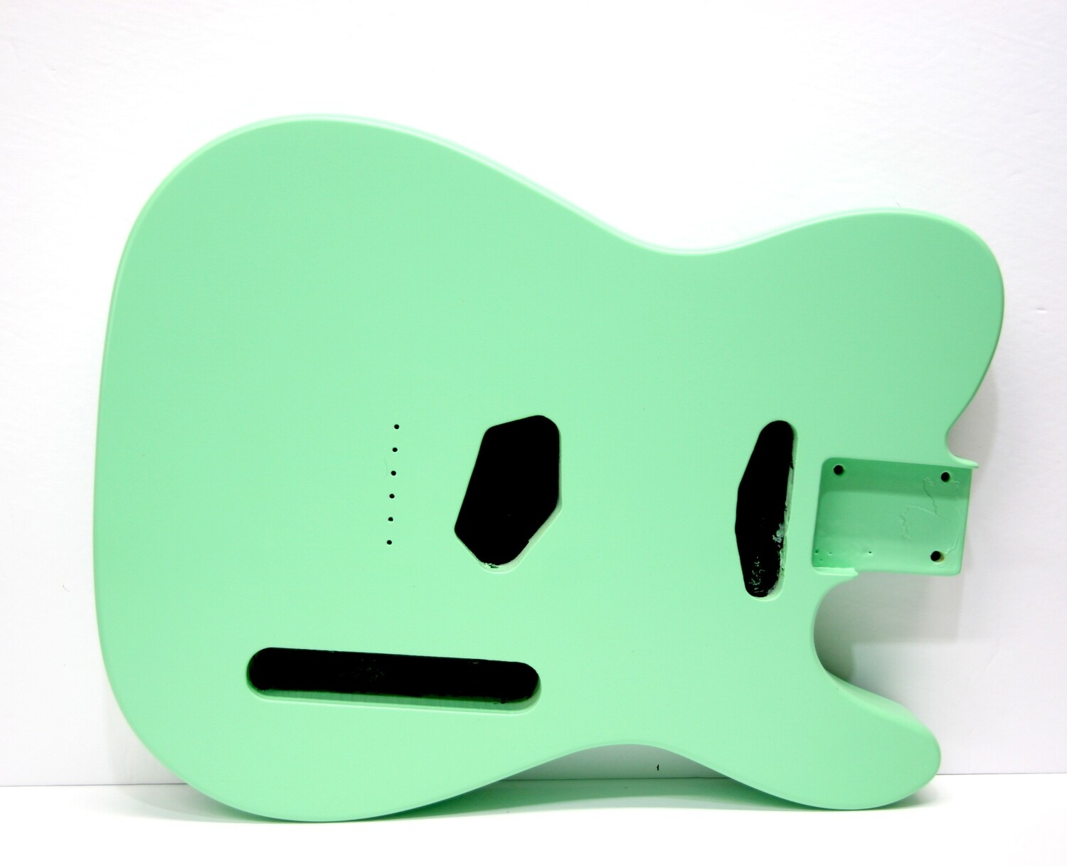 Brio Tele Body Satin Nitro 2pc Alder Surf Green