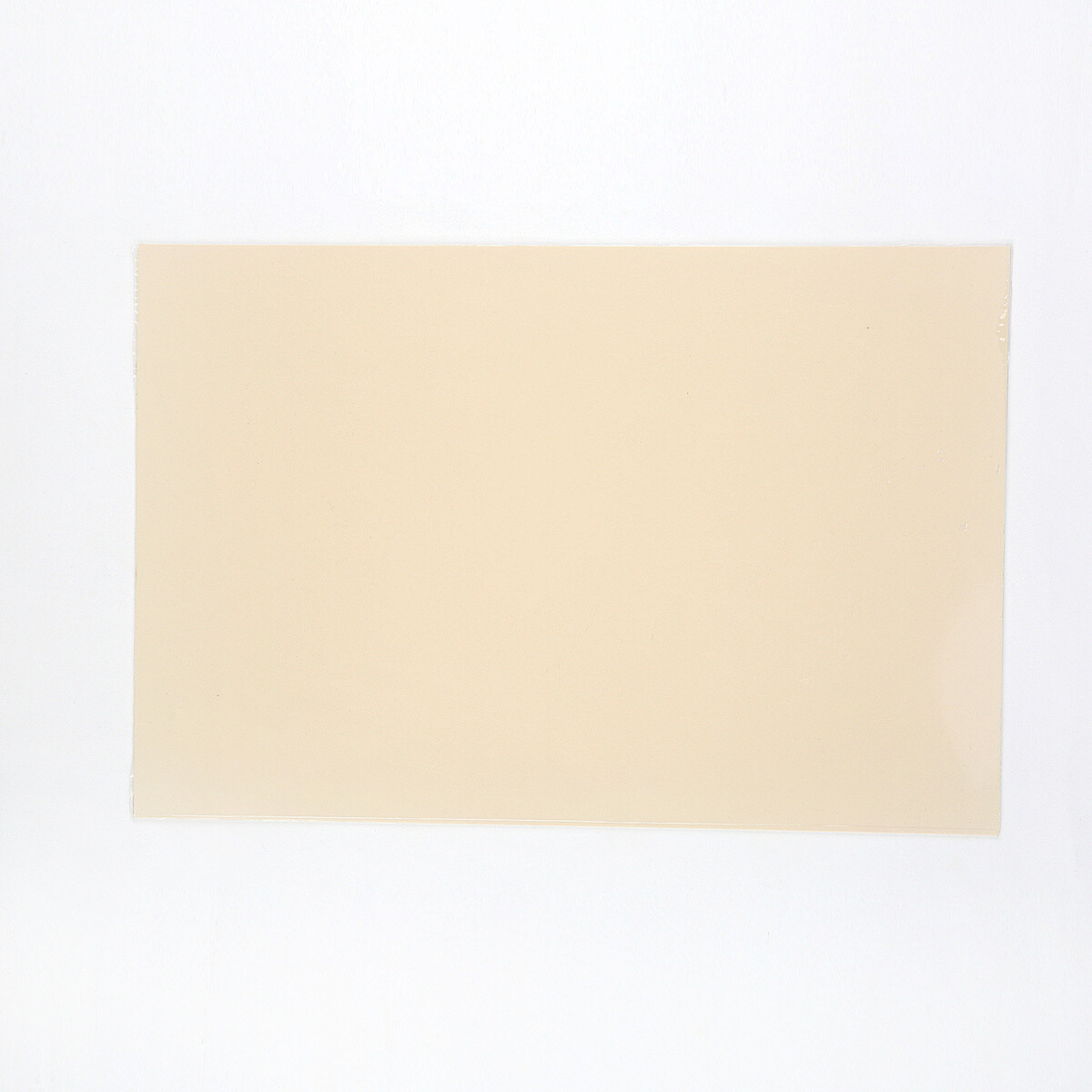"Brio Pickguard Blanks 12"" x 17"" 3 Ply Cream"