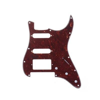 Brio HSS for American/Mexican Floyd Rose Bridge Cut Strat® 11 Hole Vintage Tortoise Shell 4 Ply