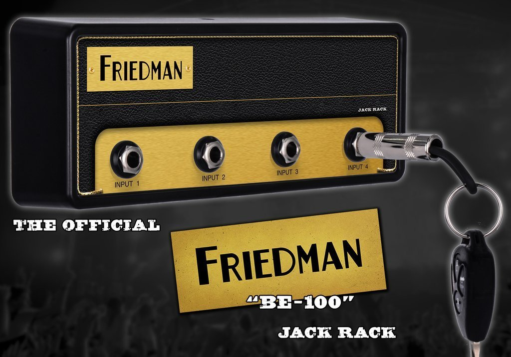 """Official licensed FRIEDMAN """"BE-100"""" Amplification"""