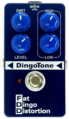 Dingotone Fat Dingo Distortion