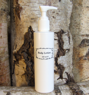 LIMITED EDITION Body Lotion with Geranium 200ml