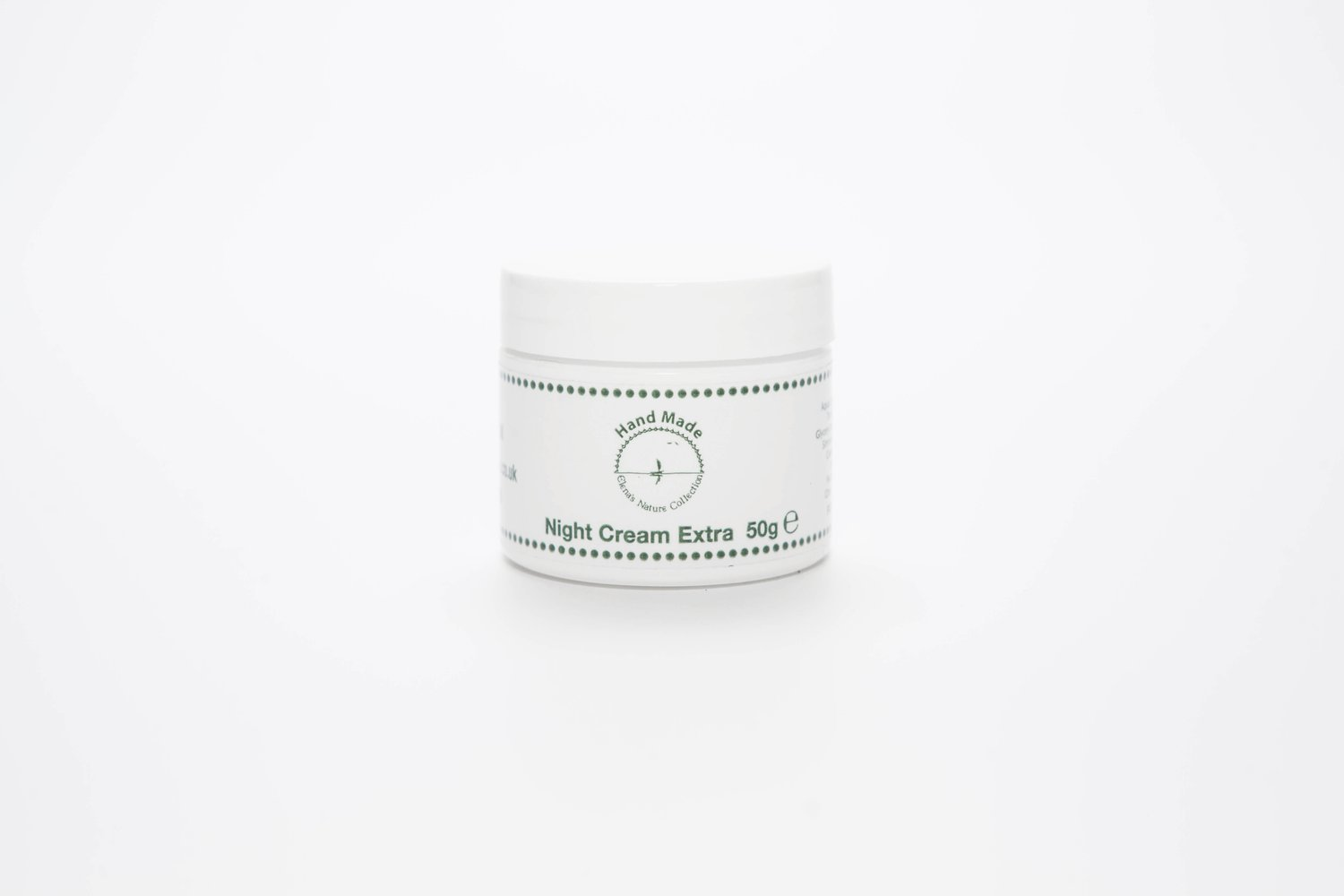 Night Cream Extra with calming geranium 50g