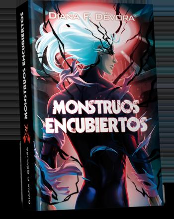 Monstruos Encubiertos edición ilustrada