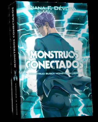 Monstruos Conectados edición ilustrada