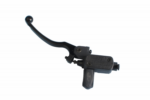 AJP Hydraulic Master Cylinder Clutch Assembly - Long Black Lever