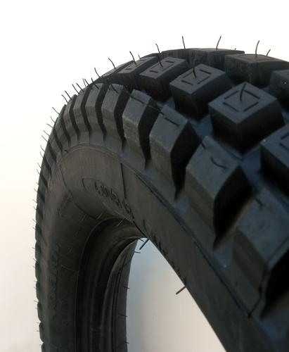 Tire, Rear, Michelin - 120/100-18 X-LITE Tire (Tubeless)