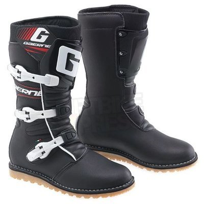 Gaerne Classic Black Trials Boots- Balance