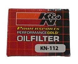 Oil Filter - K&N - KN-116 (Montesa 4RT)