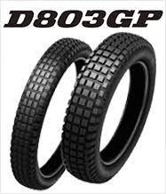 Tire, Front, Dunlop - 803GP