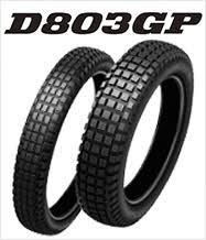 Tire, Rear, Dunlop - 803GP
