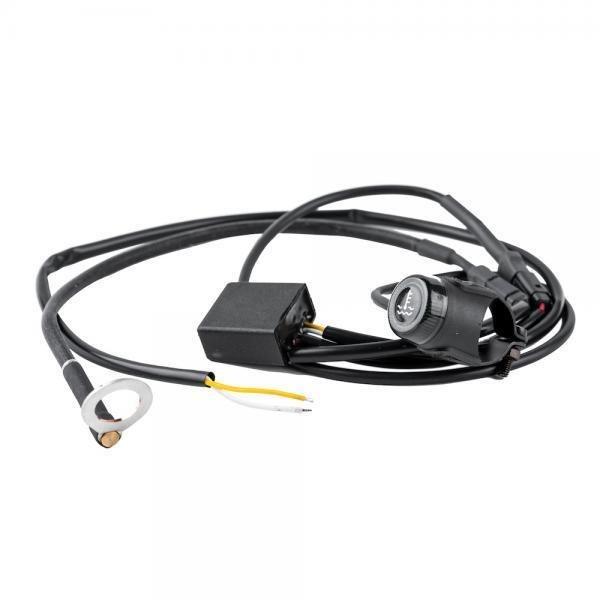 Temperature Sensor Warning Light for Engine