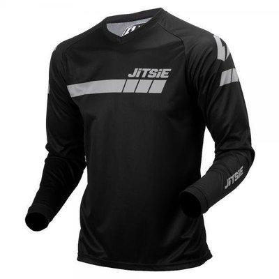 Jitsie L3 Triztan Jersey Black