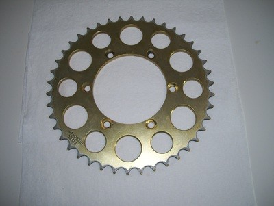 Aprilia Climber rear sprocket 40 tooth