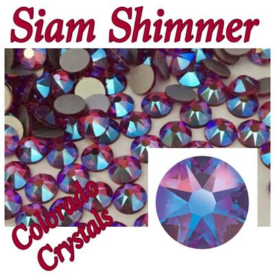 Siam Shimmer 16ss Limited Swarovski