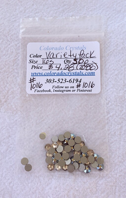 Variety Pack 2088 Crystals