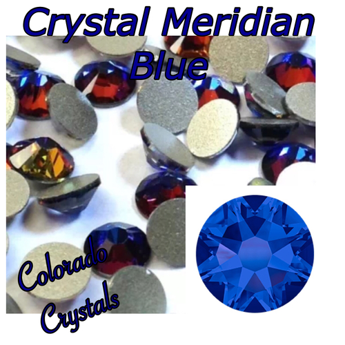 Meridian Blue (Crystal) 12ss 2058 Swarovski Price Cut Bling