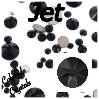 Jet 16ss 2088 Limited UN-FOILED rhinestones