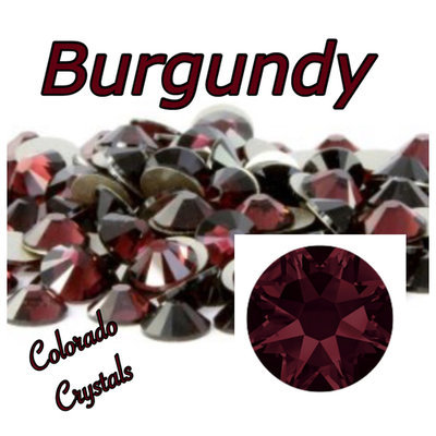 Burgundy 30ss 2088 Limited