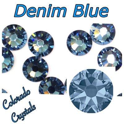 Denim Blue 12ss 2088 Limited Swarovski
