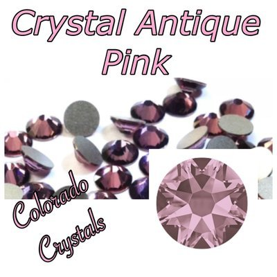 Antique Pink (Crystal) 7ss 2058