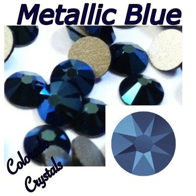 Metallic Blue (Crystal) 9ss 2058 Limited