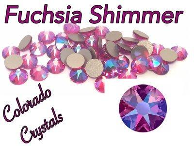 Fuchsia Shimmer 20ss 2088 Limited Swarovski Crystal Passions
