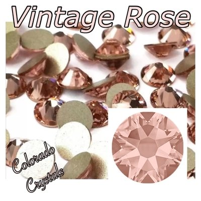 Vintage Rose 9ss 2058