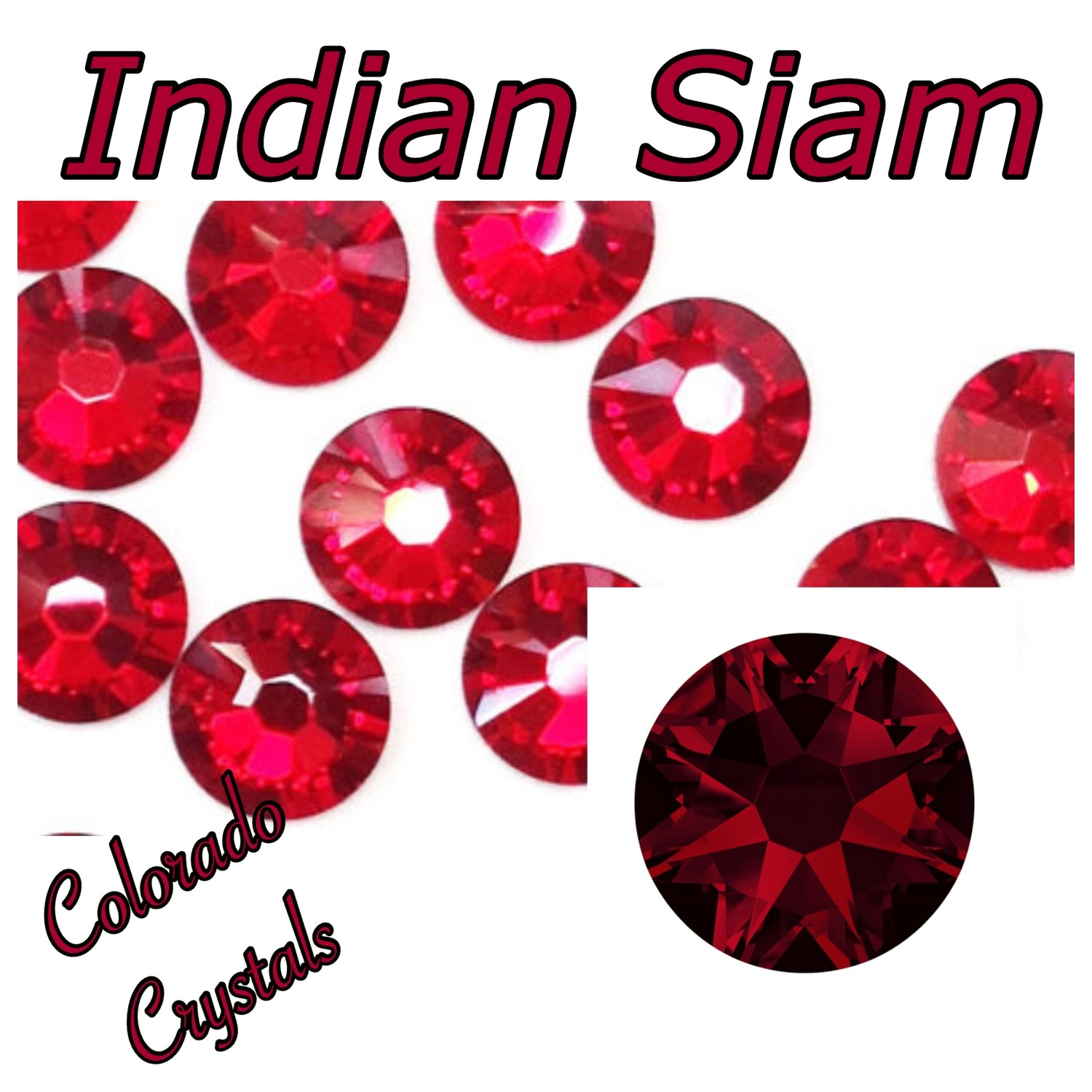 Indian Siam 12ss 2088