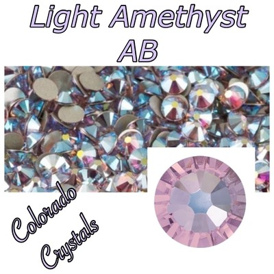 Light Amethyst AB 20ss 2088 Limited