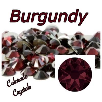 Burgundy 9ss 2058