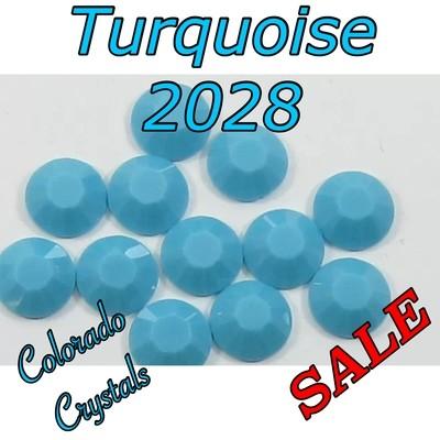 Turquoise Clearance Swarovski 20s