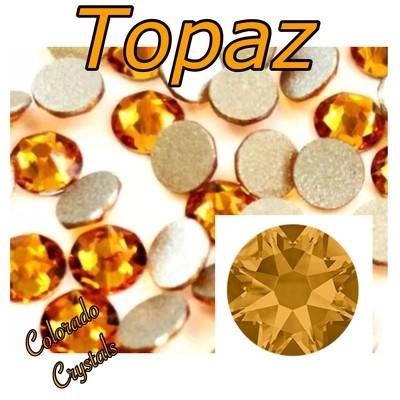 Topaz 12ss 2058 Closeout Gold Rhinestones