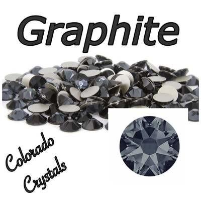 Graphite 16ss 2088 Limited Swarovski Rhinestones