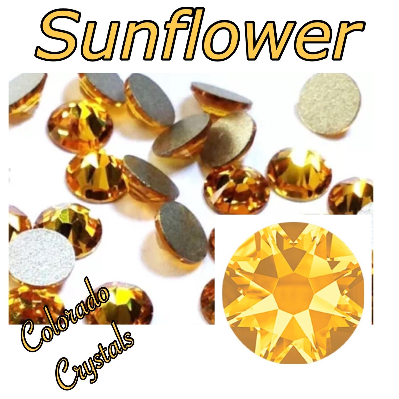 Sunflower 12ss 2058 ON Sale Swarovski Elements