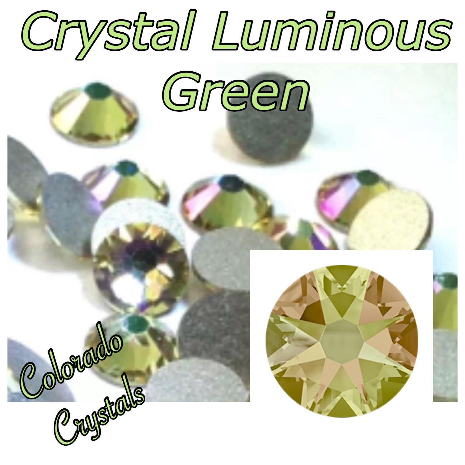 Luminous Green (Crystal) 20ss 2058 Limited Swarovski Sale