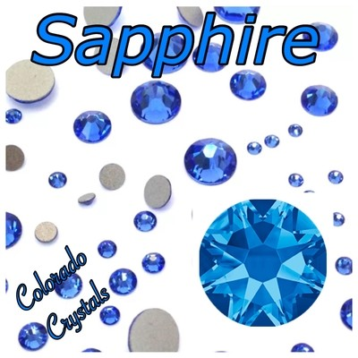 Sapphire 16ss 2088 Limited Swarovski Blue Crystals