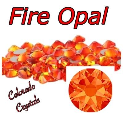 Fire Opal 12ss 2088 Limited Swarovski Rhinestones