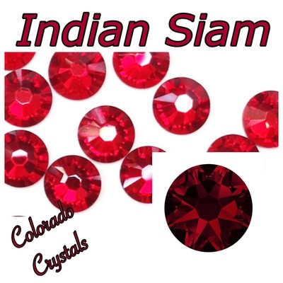 Indian Siam 20ss 2088 Limited Swarovski Rhinestones