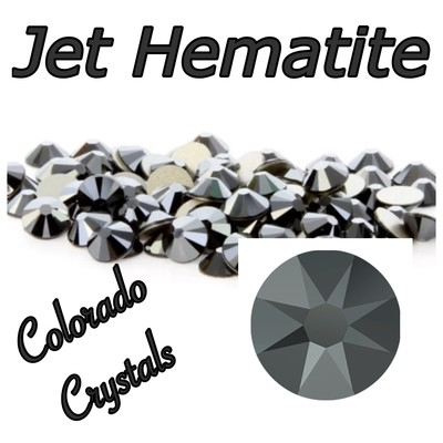 Jet Hematite 7ss 2058