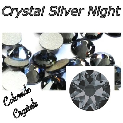 Silver Night (Crystal) 20ss 2088 Swarovski