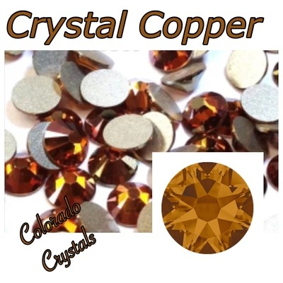 Copper (Crystal) 12ss 2088