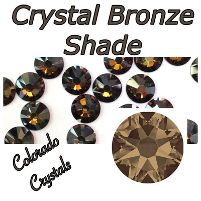 Bronze Shade (Crystal) 9ss 2058 Limited Sale Item